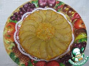 Рецепт Яблочно-морковная запеканка