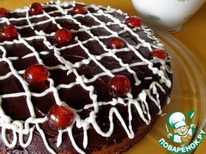 Рецепт Хлебный торт