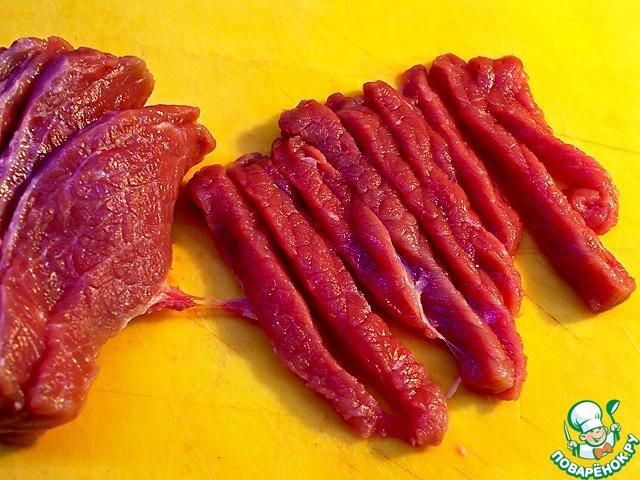 Как быстро сделать протухшее мясо