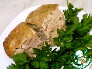 Рецепт Куриное суфле