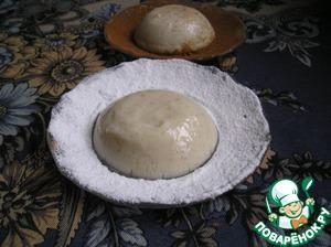 Рецепт Ванильный пудинг от Ирмы и Марион Ромбауэр