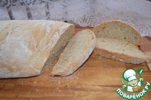 Рецепт Польский смешанный хлеб