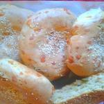 Лепешки с сыром и семечками