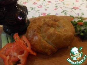 Рецепт Вертута с курицей