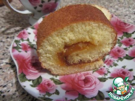 Пирог с сухим молоком рецепт