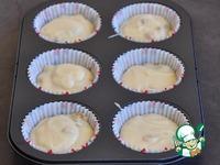 Кексы (маффины) с изюмом ингредиенты