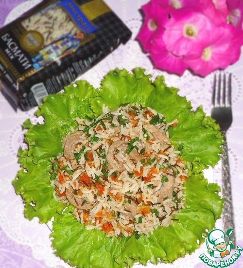 Салат мясной с говядиной простой рецепт с