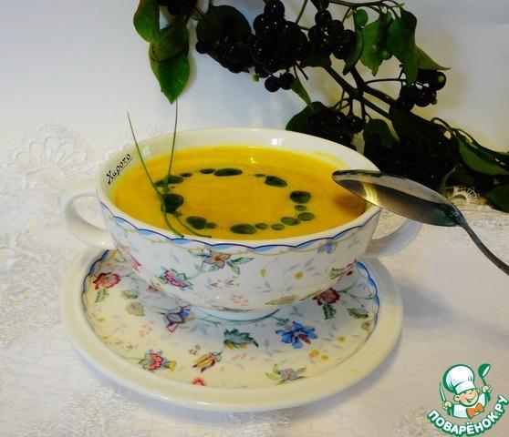 Как сварить суп из сельдерея с