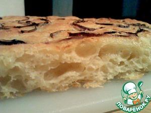 Рецепт Фокачча картофельная (Focaccia di patate)