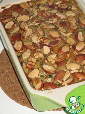 Рецепт Дикий рис с курицей под сливочно-грибным соусом