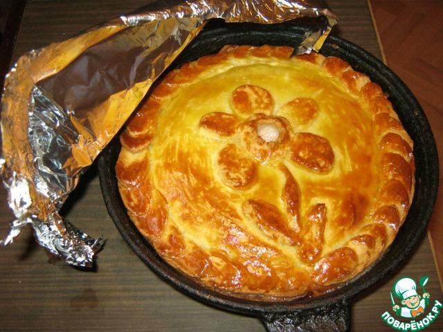пирог кубете рецепт с фото