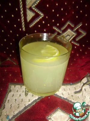 Рецепт Лимонный кисель