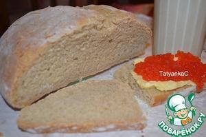 Рецепт Кисломолочный хлеб с семолиной