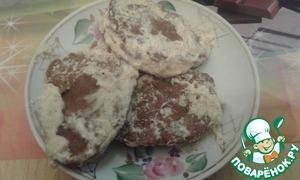 Рецепт Оладьи из куриной печени тушеные в сметане