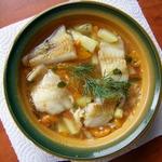 Суп рыбный диета № 5