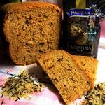 """Хлеб """"Маномио"""" из четырех видов муки с диким рисом и вялеными томатами"""