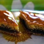 Хегазея-египетский пирог с корицей