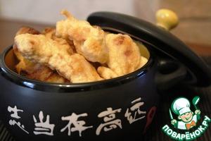 Темпура из бекона по-японски простой пошаговый рецепт с фото готовим