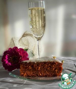 Рецепт Пряный медовый пирог для Белки