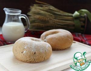 Рецепт Финские ржаные лепешки