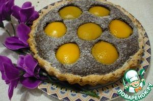 Рецепт Шоколадный пирог с кунжутом и семечками