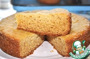 кулинарный рецепт торт проще простого с фото