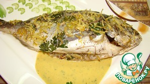 Дорада в духовке вкусный рецепт приготовления с фотографиями пошагово как приготовить
