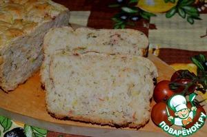 Рецепт Кабачковый хлебец
