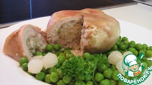 Рецепт Куриные мешочки