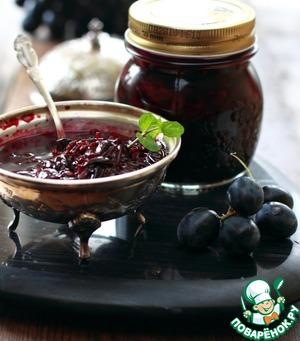 Рецепт Чатни из винограда