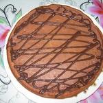 Творожно-шоколадная запеканка в мультиварке