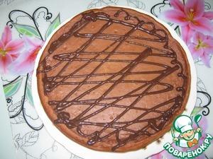 Рецепт Творожно-шоколадная запеканка в мультиварке