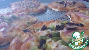 Рецепт Пицца, да не простая