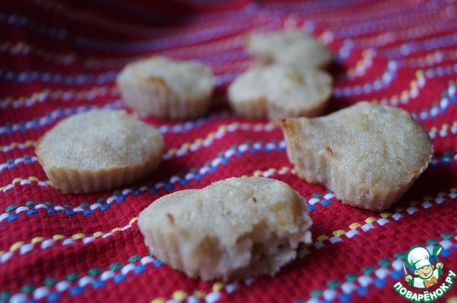 Печенье бананы рецепт пошагово самый вкусный