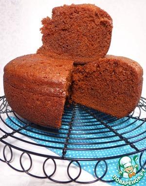 Рецепт Пряный медовый пирог