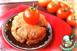 Рецепт Пряные гречнево-томатные биточки