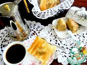 Рецепт Кофейное масло