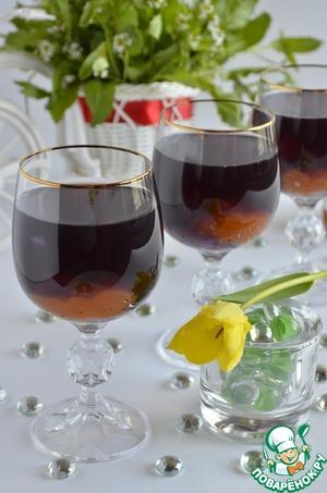 Рецепт Желе « Тонкая талия»