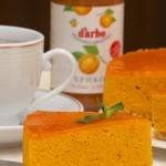 Абрикосово-тыквенный кекс без выпечки