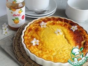 Рецепт Ванильно-абрикосовый пирог