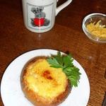 Яйца в булочках на завтрак