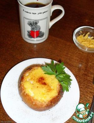 Рецепт Завтрак Любимому