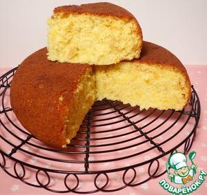 Рецепт Двойной имбирный кекс