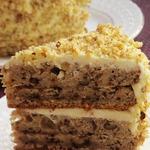 Пастернаковый торт