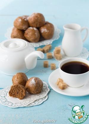Рецепт Медовые булочки на пару