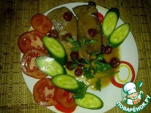 Рецепт Телятина с вишнями