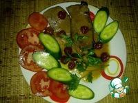 Телятина с вишнями ингредиенты