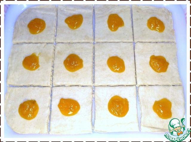Конвертики рецепт пошагово с