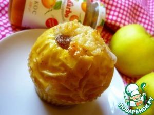 """Рецепт Десерт """"Молодильные яблочки"""""""