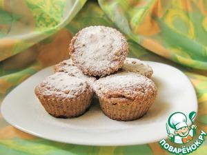 Рецепт Бананово-ореховые кексы
